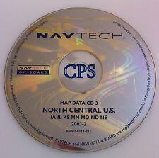 BMW Range Rover GPS Navigation CD 3 N CENTRAL US 2003-2
