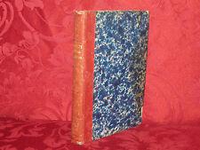 Libro Antico 1860 Cultura Miglioratrice Lezioni Orali Agraria Marchese Ridolfi