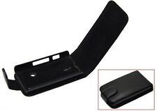 Tasche für Sony Ericsson XPERIA X8 Case Etui in Schwarz SonyEricsson Ericson X 8