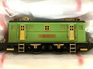 MTH Lionel Standard Gauge 9E With Lionel Pullman Cars Set - New Never Used Mint