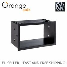 Volkswagen Golf IV, Lupo, Passat Faceplate Double Din Fitting Fascia Car Stereo