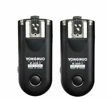 YongNuo RF-603 II N3 Wireless Remote Flash Trigger Transceiver for Nikon Cameras
