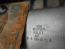 NOS GM MUFFLER 1975 CENTURY & REGAL WITH 350 ENGINE & SINGLE EXHAUST #1247071