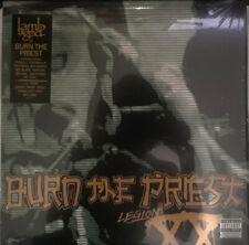 Burn the Priest - Legion: XX LP - Colored Vinyl Record SEALED Album Lamb of God