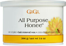 GiGi ALL PURPOSE HONEE WAX 14 oz (396 g) Hair Removal Professional Use