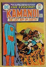 "DC Comics ""KAMANDI"" THE LAST BOY ON EARTH  # 29, Photos Show Great Condition"