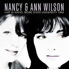 NANCY & ANN WILSON - Live in Idaho, 1993. New CD + sealed ** NEW **