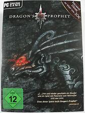 Dragon's Prophet - PC Online Rollenspiel - Drachen, Frontiers, Prophet Schicksal