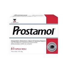 Prostamol 30 60 Complément Alimentaire Pour Prostate Fonctionnalité' Voies