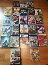 Video Games bundle,/pc game/ps3/PS4/Xbox 360/Wii Nintendo & Dvd 25x In Total