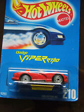 Vintage 1991 Hotwheels - Dodge Viper - NIP