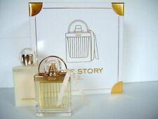 CHLOE LOVE STORY Eau de Parfum 50ml + 100ml Body Lotion GESCHENK-SET NEU