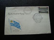 URUGUAY - enveloppe 17/6/1977 (cy35)