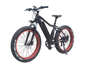 VTUVIA SJ26 fat tire  Electric Bicycle intelligent pedal assistant system E-BIKE