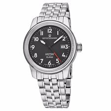 Revue Thommen Air Speed XLarge Men's Swiss Made Automatic Watch $1695 NEW