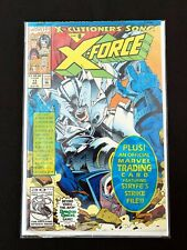 X-FORCE #17 MARVEL COMICS 1992 NM+ SEALED IN ORIGINAL POLY-BAG