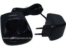 Ladeschale Ladegerät Adapter Netzteil für Gigaset S1/S100/S150/E1/E150/A200/C200
