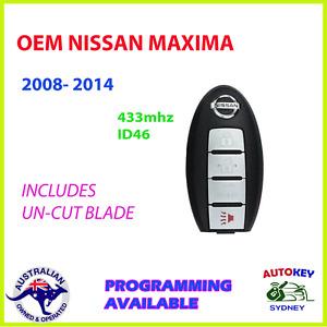 NISSAN MAXIMA SMART KEY GENUINE OEM 2008-2015