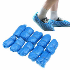 100/set Disposable Shoes Foot Covers Cleaning Overshoes for Home Hotel US STOCK