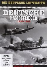 DEUTSCHE KAMPFFLIEGER1939 - 1942 deutsche Luftangriffe BLITZKRIEG Stuka  DVD Neu