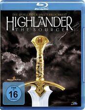 HIGHLANDER : THE SOURCE  (Adrian Paul) -  Blu Ray - Sealed Region B