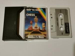 ZX SPECTRUM - CHESS - Boxed Complete - VGC - FAST FREE UK POST