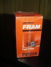 Fram Fuel Filter, P3522A, New