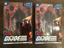 GI JOE CLASSIFIED COBRA TROOPERS ARMY 2 TARGET EXCLUIVE IN HAND!!
