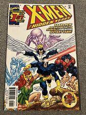 New listing X-Men The Hidden Years #1 Dec 1999 Marvel Comics Key