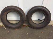 6.50-15 Nos Tires (2) Rat rod Super Stock