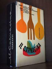 IL CARNACINA [Italian Language] by Luigi Veronelli