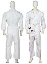 Tuta Karate adulto Karate GI Uniforme 100% Cotone & Cintura Gratis (5 - 180cm) Spedster