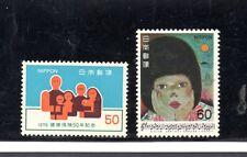 Japon Valores del año 1976-81 (BS-197)