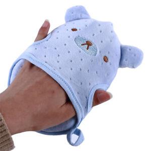 Baby Kids Cute Cartoon Bath Glove Rubbing Sponge Soft Cloth Comfort R