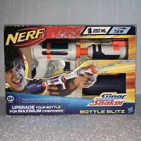 Hasbro Nerf Super Soaker Bottle Blitz Water Gun Blaster Kids Pool Toy