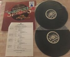 .38 Special Off The Record Westwood One Radio # 92-12 with Cue Sheets - 2 LP Set