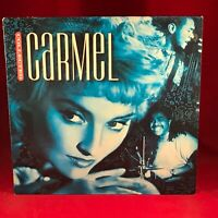 CARMEL Collected 1990 UK Vinyl LP + INNER EXCELLENT CONDITION Best of
