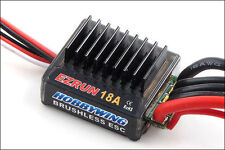 HobbyWing 1/18th Scale EZRUN- 18A -SL Brushless Motor Speed Controller for Sport