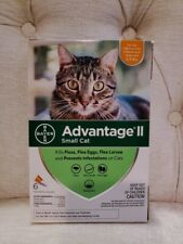 New listing Bayer Advantage Ii for Small Cats (5 to 9 lbs) - 6 Dose