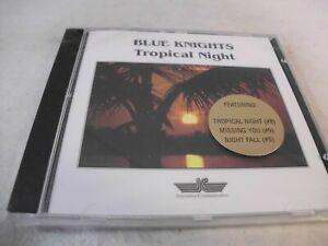 Blue Knights - Tropical Night  - CD  OVP