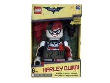 The Lego Batman Movie Harley Quinn Minifigure Alarm Clock