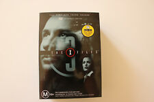 The X Files : Season 3 (DVD, 2001, 7-Disc Set)