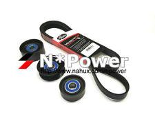 GATES DRIVE BELT IDLER PULLEY KIT for Kia Sorento 10.09-5.15 2.2L Turbo XM D4HB