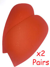 TOPY Ladies D.I.Y RED Rubber Soles to Protect those christian louboutin x2 pairs