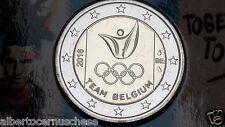 2 euro 2016 BELGIO Olimpiadi team Belgium Belgique Belgie Belgica Rio Brasil