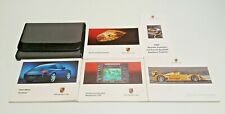 1999 PORSCHE 911 CARRERA NAVIGATION SYSTEM OWNERS MANUAL V6 3.4L COUPE CONV ALL