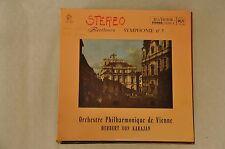 Vinyle 33T - Beethoven - Symphonie n°7 - Herbert Von Karajan - 640560A - LP Rpm