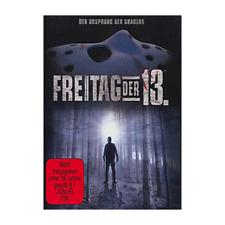 Blu Ray * FREITAG DER 13. - Teil 1 * TOTAL UNCUT / FSK 18 * NEU & OVP * 1980