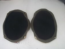 1996 - 2000 DODGE CARAVAN REAR QUARTER SPEAKER SET OEM