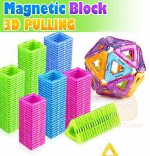 Kids Magnetic Blocks Children Educational Construction Set Models & Building Toy